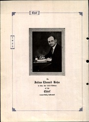 Page 6, 1925 Edition, Wauseon High School - Chief Yearbook (Wauseon, OH) online yearbook collection