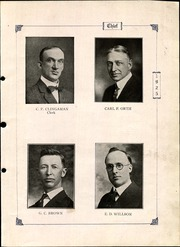 Page 9, 1925 Edition, Wauseon High School - Chief Yearbook (Wauseon, OH) online yearbook collection