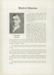 Page 16, 1928 Edition, Wauseon High School - Chief Yearbook (Wauseon, OH) online yearbook collection