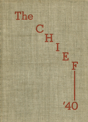 Page 1, 1940 Edition, Wauseon High School - Chief Yearbook (Wauseon, OH) online yearbook collection