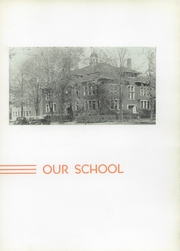 Page 10, 1940 Edition, Wauseon High School - Chief Yearbook (Wauseon, OH) online yearbook collection