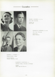 Page 14, 1940 Edition, Wauseon High School - Chief Yearbook (Wauseon, OH) online yearbook collection
