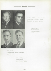 Page 16, 1940 Edition, Wauseon High School - Chief Yearbook (Wauseon, OH) online yearbook collection