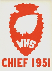 Page 1, 1951 Edition, Wauseon High School - Chief Yearbook (Wauseon, OH) online yearbook collection