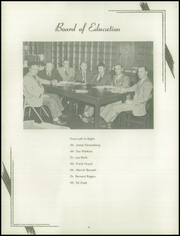 Page 10, 1951 Edition, Wauseon High School - Chief Yearbook (Wauseon, OH) online yearbook collection