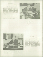 Page 12, 1951 Edition, Wauseon High School - Chief Yearbook (Wauseon, OH) online yearbook collection