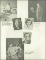 Page 16, 1951 Edition, Wauseon High School - Chief Yearbook (Wauseon, OH) online yearbook collection