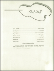 Page 7, 1951 Edition, Wauseon High School - Chief Yearbook (Wauseon, OH) online yearbook collection