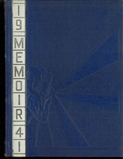 1941 Edition, Middlebranch High School - Memoir Yearbook (Middlebranch, OH)
