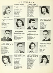 Page 12, 1944 Edition, Middlebranch High School - Memoir Yearbook (Middlebranch, OH) online yearbook collection