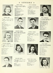 Page 14, 1944 Edition, Middlebranch High School - Memoir Yearbook (Middlebranch, OH) online yearbook collection