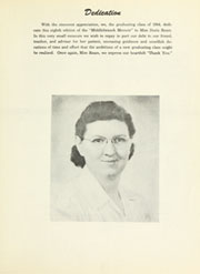 Page 7, 1944 Edition, Middlebranch High School - Memoir Yearbook (Middlebranch, OH) online yearbook collection