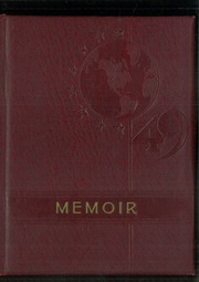 1949 Edition, Middlebranch High School - Memoir Yearbook (Middlebranch, OH)