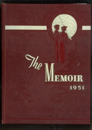 1951 Edition, Middlebranch High School - Memoir Yearbook (Middlebranch, OH)