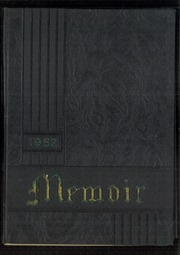 1952 Edition, Middlebranch High School - Memoir Yearbook (Middlebranch, OH)