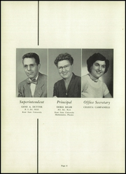 Page 12, 1953 Edition, Middlebranch High School - Memoir Yearbook (Middlebranch, OH) online yearbook collection