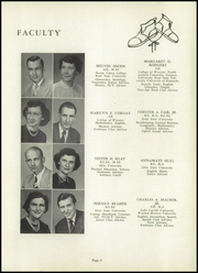 Page 13, 1953 Edition, Middlebranch High School - Memoir Yearbook (Middlebranch, OH) online yearbook collection