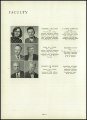 Page 14, 1953 Edition, Middlebranch High School - Memoir Yearbook (Middlebranch, OH) online yearbook collection