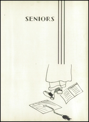 Page 17, 1953 Edition, Middlebranch High School - Memoir Yearbook (Middlebranch, OH) online yearbook collection