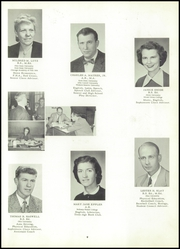 Page 13, 1955 Edition, Middlebranch High School - Memoir Yearbook (Middlebranch, OH) online yearbook collection