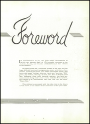 Page 7, 1955 Edition, Middlebranch High School - Memoir Yearbook (Middlebranch, OH) online yearbook collection