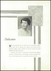 Page 9, 1955 Edition, Middlebranch High School - Memoir Yearbook (Middlebranch, OH) online yearbook collection