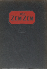 Mount Healthy High School - Zem Zem Yearbook (Cincinnati, OH) online yearbook collection, 1930 Edition, Page 1