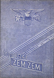 Mount Healthy High School - Zem Zem Yearbook (Cincinnati, OH) online yearbook collection, 1941 Edition, Page 1
