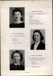 Page 12, 1941 Edition, Mount Healthy High School - Zem Zem Yearbook (Cincinnati, OH) online yearbook collection