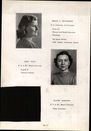 Page 14, 1941 Edition, Mount Healthy High School - Zem Zem Yearbook (Cincinnati, OH) online yearbook collection