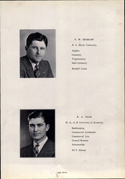 Page 15, 1941 Edition, Mount Healthy High School - Zem Zem Yearbook (Cincinnati, OH) online yearbook collection