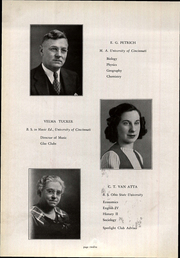 Page 16, 1941 Edition, Mount Healthy High School - Zem Zem Yearbook (Cincinnati, OH) online yearbook collection