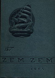 1945 Edition, Mount Healthy High School - Zem Zem Yearbook (Cincinnati, OH)