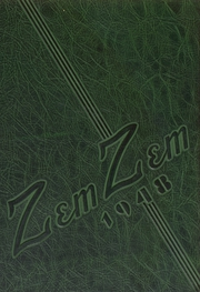 Mount Healthy High School - Zem Zem Yearbook (Cincinnati, OH) online yearbook collection, 1948 Edition, Page 1