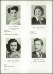 Page 18, 1948 Edition, Mount Healthy High School - Zem Zem Yearbook (Cincinnati, OH) online yearbook collection