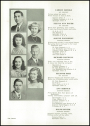 Page 22, 1948 Edition, Mount Healthy High School - Zem Zem Yearbook (Cincinnati, OH) online yearbook collection