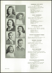 Page 24, 1948 Edition, Mount Healthy High School - Zem Zem Yearbook (Cincinnati, OH) online yearbook collection