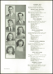 Page 26, 1948 Edition, Mount Healthy High School - Zem Zem Yearbook (Cincinnati, OH) online yearbook collection