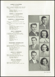 Page 27, 1948 Edition, Mount Healthy High School - Zem Zem Yearbook (Cincinnati, OH) online yearbook collection
