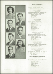 Page 28, 1948 Edition, Mount Healthy High School - Zem Zem Yearbook (Cincinnati, OH) online yearbook collection