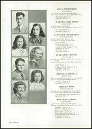 Page 30, 1948 Edition, Mount Healthy High School - Zem Zem Yearbook (Cincinnati, OH) online yearbook collection
