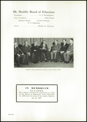 Page 8, 1948 Edition, Mount Healthy High School - Zem Zem Yearbook (Cincinnati, OH) online yearbook collection
