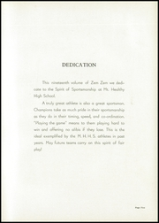 Page 9, 1948 Edition, Mount Healthy High School - Zem Zem Yearbook (Cincinnati, OH) online yearbook collection
