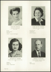 Page 16, 1949 Edition, Mount Healthy High School - Zem Zem Yearbook (Cincinnati, OH) online yearbook collection