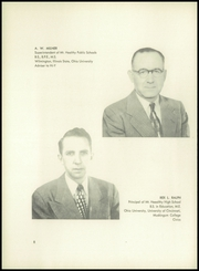 Page 12, 1952 Edition, Mount Healthy High School - Zem Zem Yearbook (Cincinnati, OH) online yearbook collection