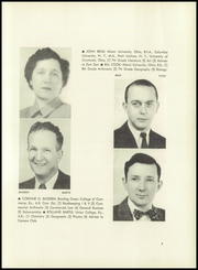 Page 13, 1952 Edition, Mount Healthy High School - Zem Zem Yearbook (Cincinnati, OH) online yearbook collection
