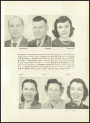 Page 15, 1952 Edition, Mount Healthy High School - Zem Zem Yearbook (Cincinnati, OH) online yearbook collection