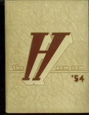 Mount Healthy High School - Zem Zem Yearbook (Cincinnati, OH) online yearbook collection, 1954 Edition, Page 1