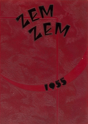 1955 Edition, Mount Healthy High School - Zem Zem Yearbook (Cincinnati, OH)