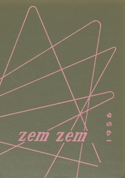 1956 Edition, Mount Healthy High School - Zem Zem Yearbook (Cincinnati, OH)
